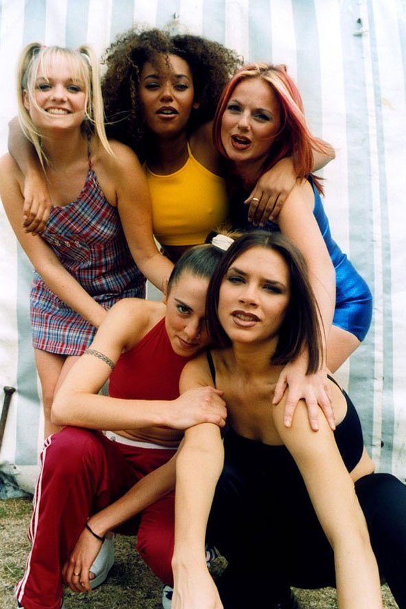 That Spice Girls reunion tour is a hoax and your life is a lie