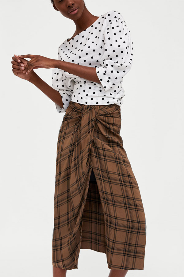 Zara is under fire for appropriating the traditional Asian lungi