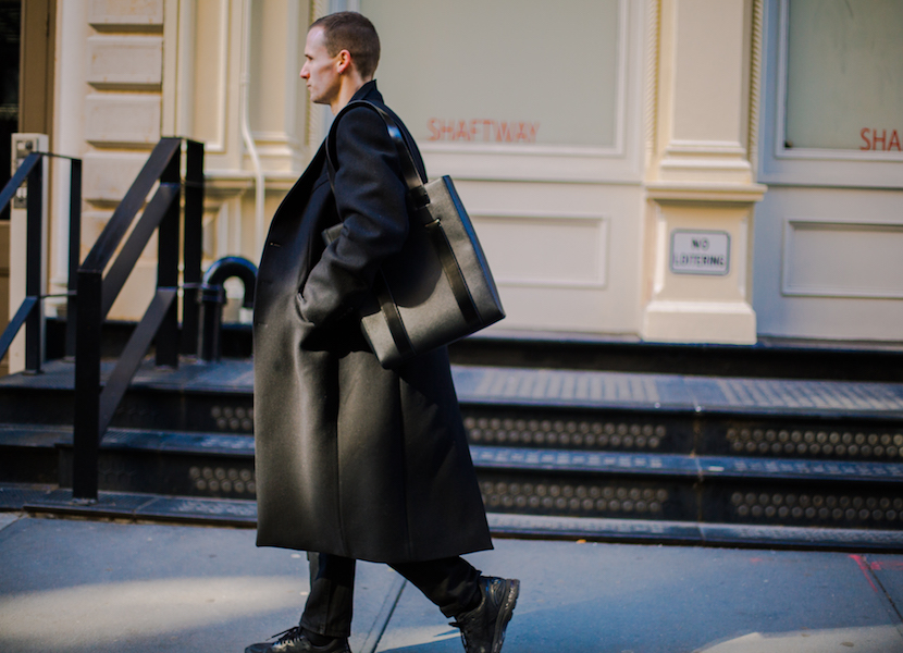 Dion Lee collaborates with The Daily Edited for a men's accessories line