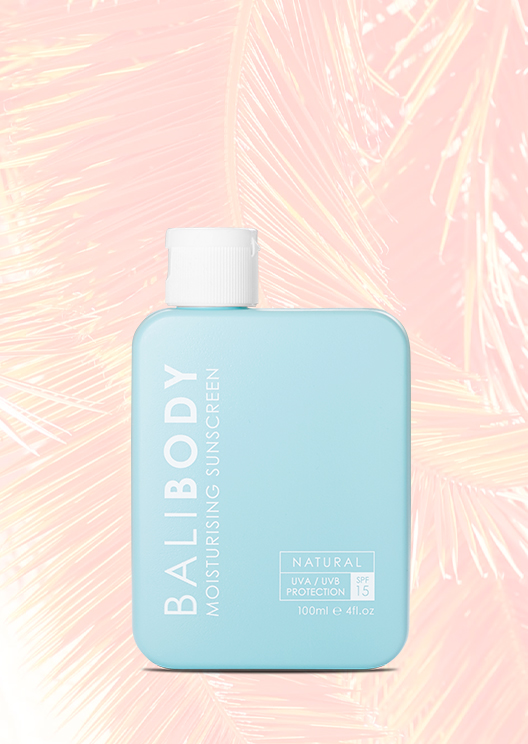 Beauty report: Bali Body Moisturising Sunscreen