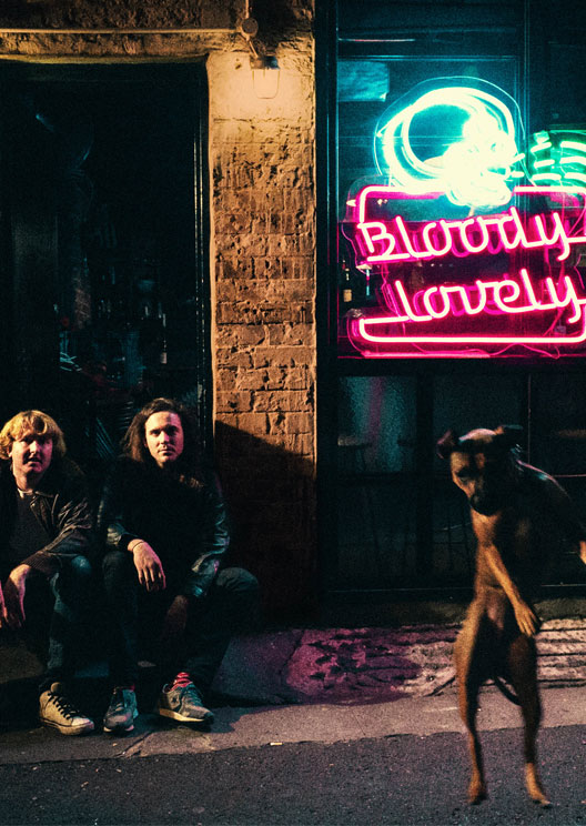 DZ Deathrays: Bloody Lovely