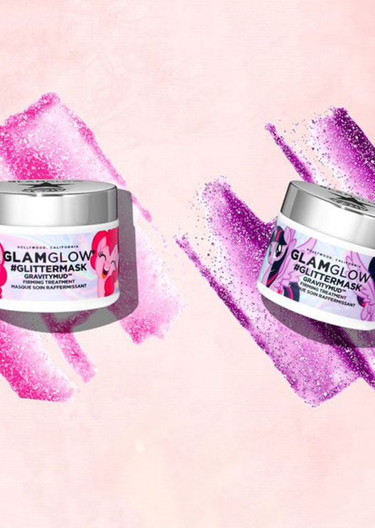 GlamGlow is releasing My Little Pony GlitterMasks and thank you beauty lords
