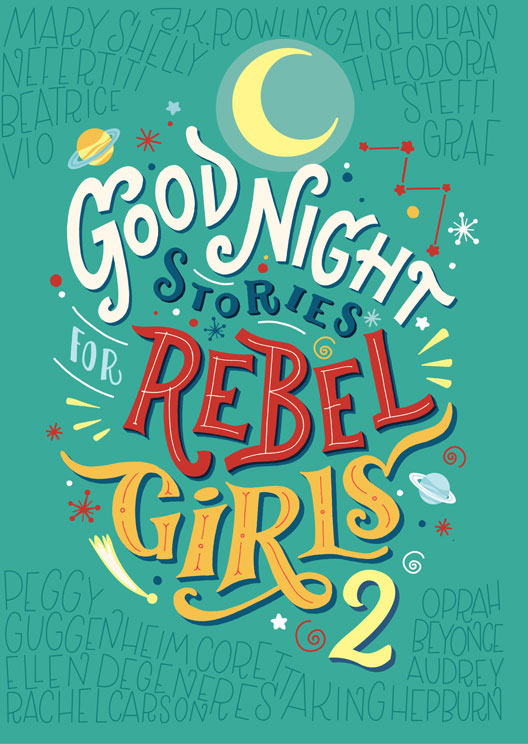 Book review: Good Night Stories For Rebel Girls 2