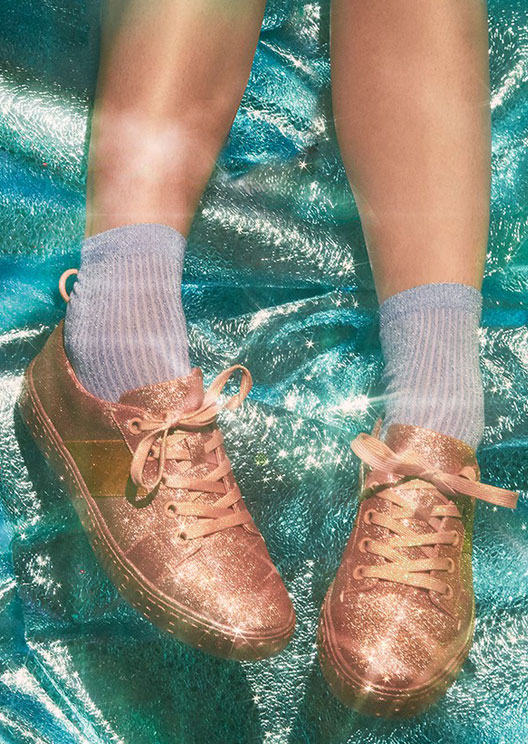 Opening Ceremony drops glitter sneakers in six colourways