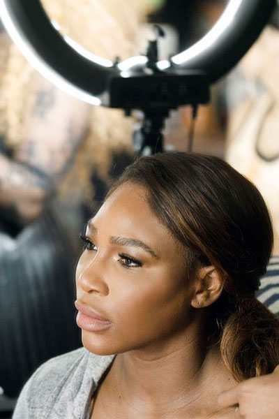 Serena Williams is set to serve up her own beauty brand