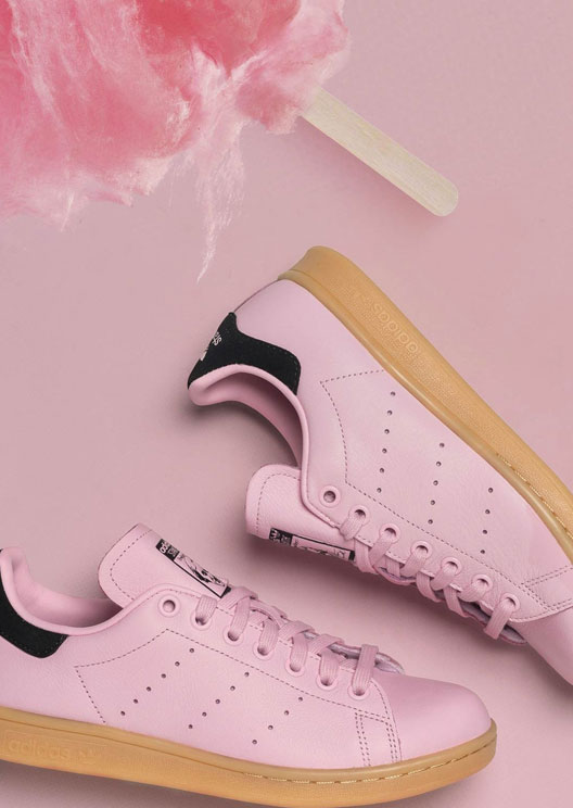 adidas originals' latest Stan Smith is pretty in pink