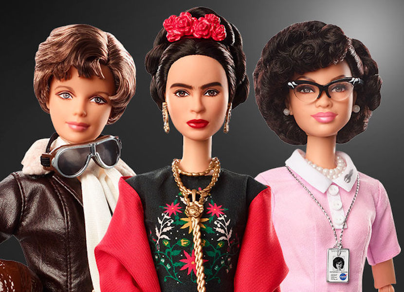 Frida Kahlo and Bindi Irwin just got immortalised as Barbie dolls