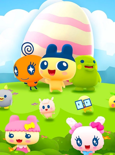 There's now a release date for 'My Tamagotchi Forever'