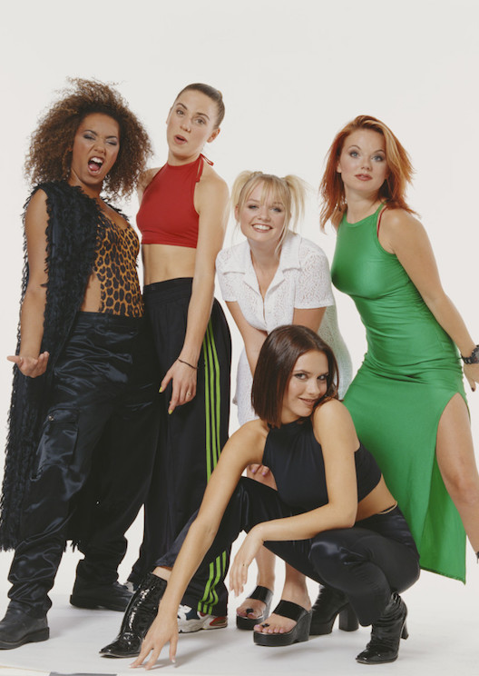 Another Spice Girls movie may be on its way to spice up your life