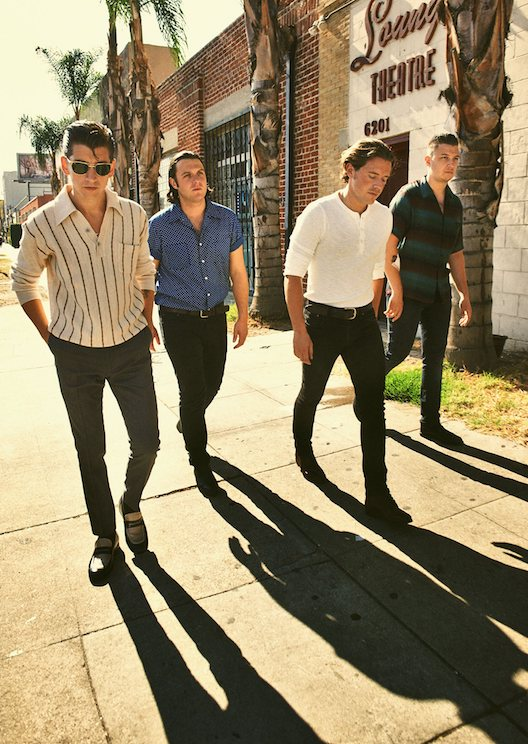 Arctic Monkeys' highly-anticipated sixth album is dropping next month