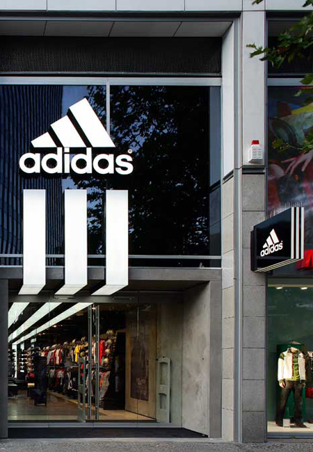 adidas is set to close a number of its retail stores in favour of online