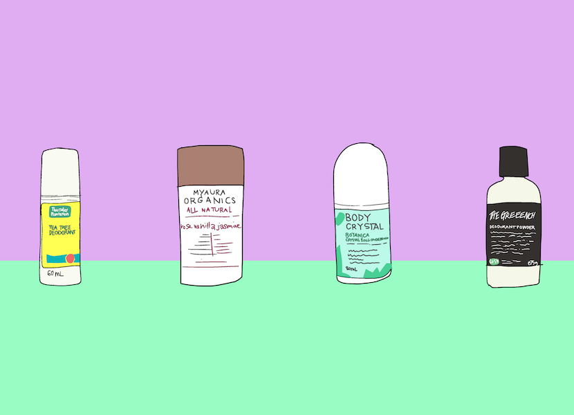 We road tested affordable natural deodorants to see which stack up