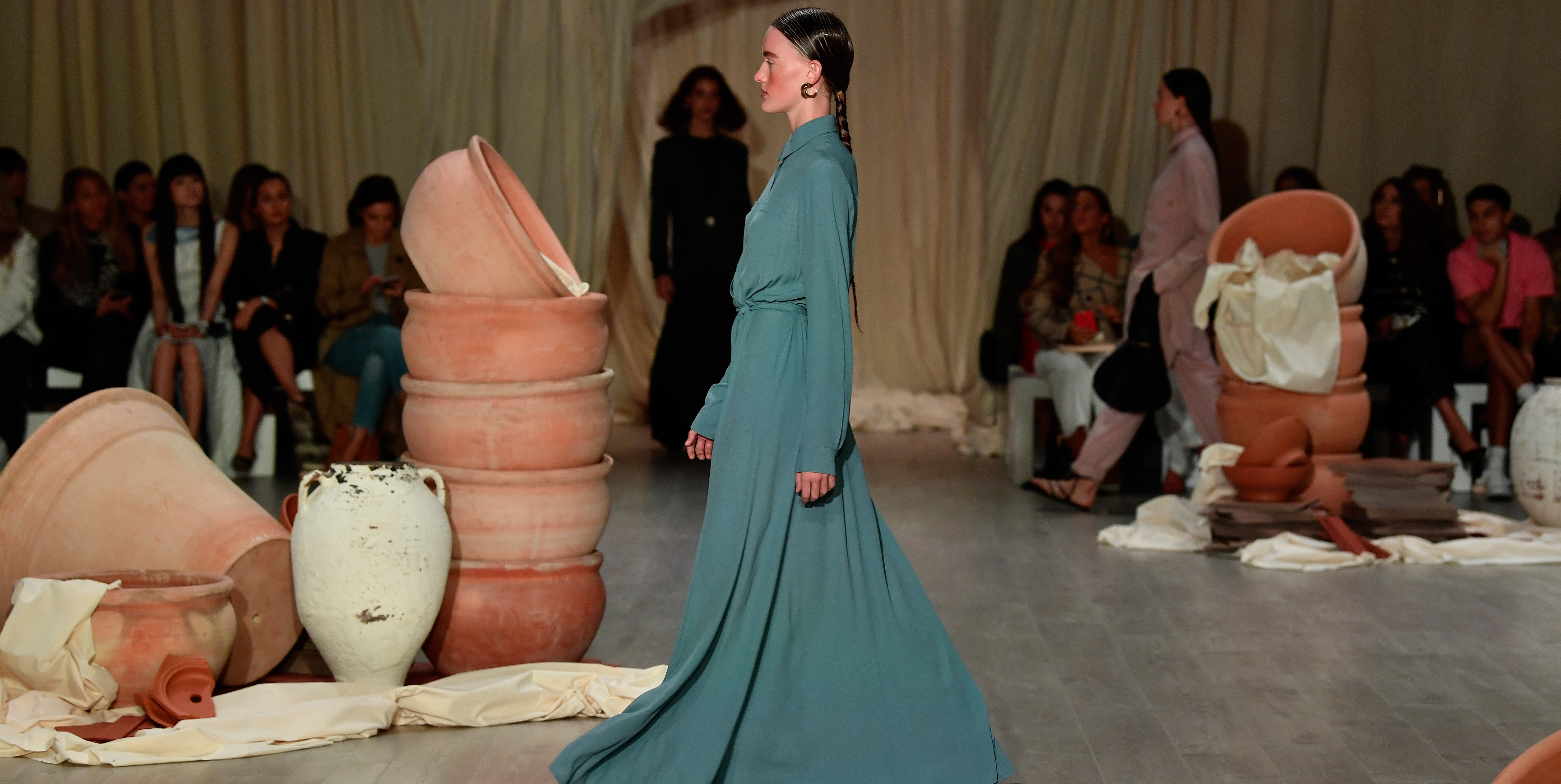 Sydney Fashion Week delivers modesty in spades