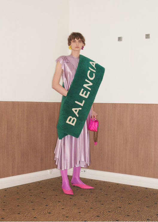 Balenciaga is now Kering's fastest-growing brand