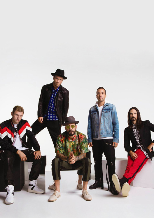 The Backstreet Boys are dropping new music because the '90s are forever