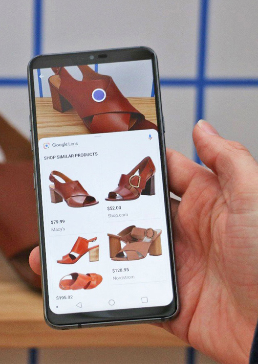 Google launches Style Match so you can shop via your phone's camera