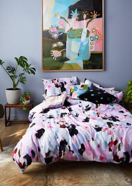 Gorman's new bedding collection will be your next investment