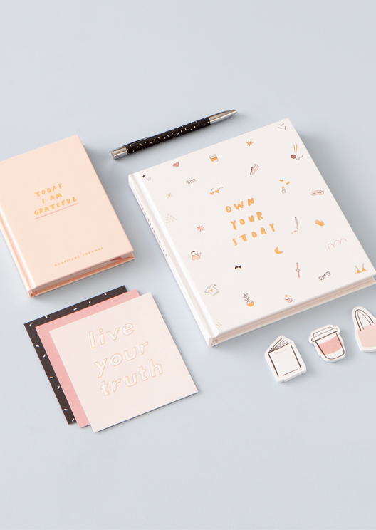 kikki.K Own Your Story Workshop