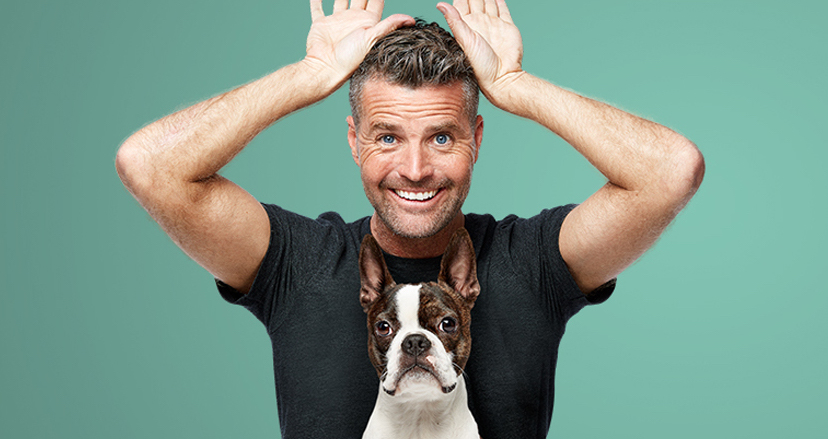 Pete Evans has introduced a Paleo range for your pets