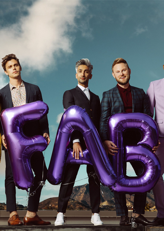 You can now find out which Queer Eye member shares your taste in music