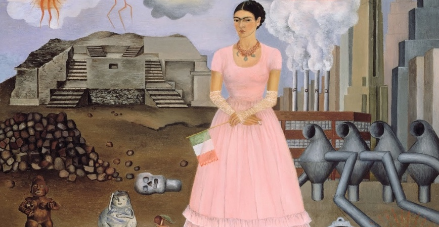An online Frida Kahlo exhibition has arrived