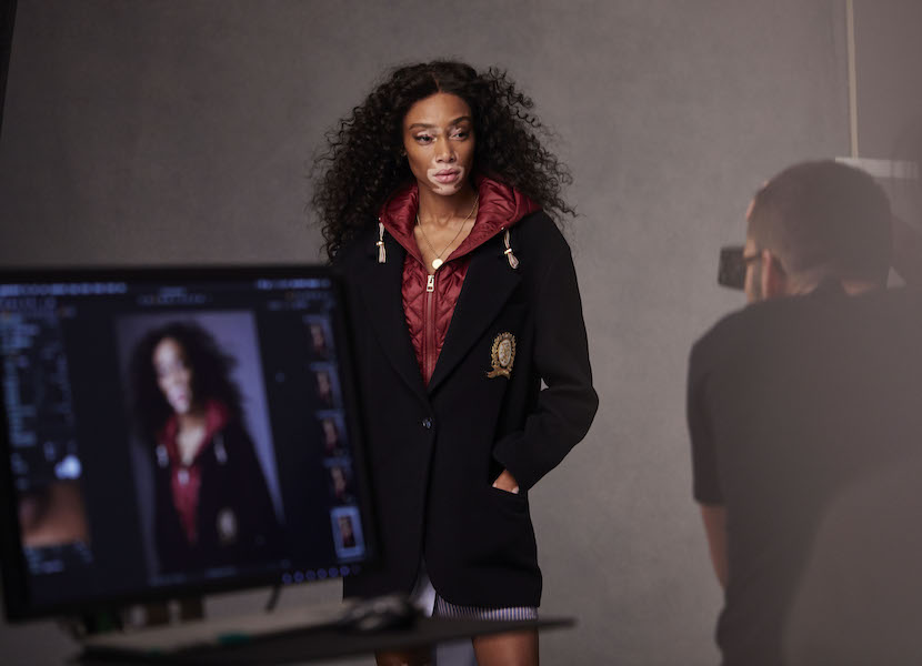 Winnie Harlow and Hailey Baldwin are the new faces of Tommy Hilfiger