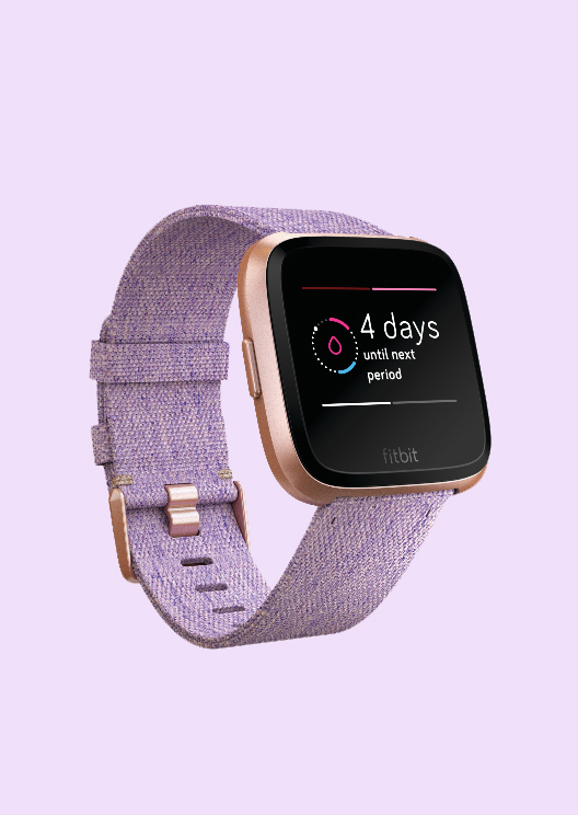 Fitbit rolls out a period-tracking feature