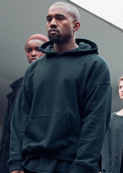 Kanye accused of ripping off a Givenchy designer's work