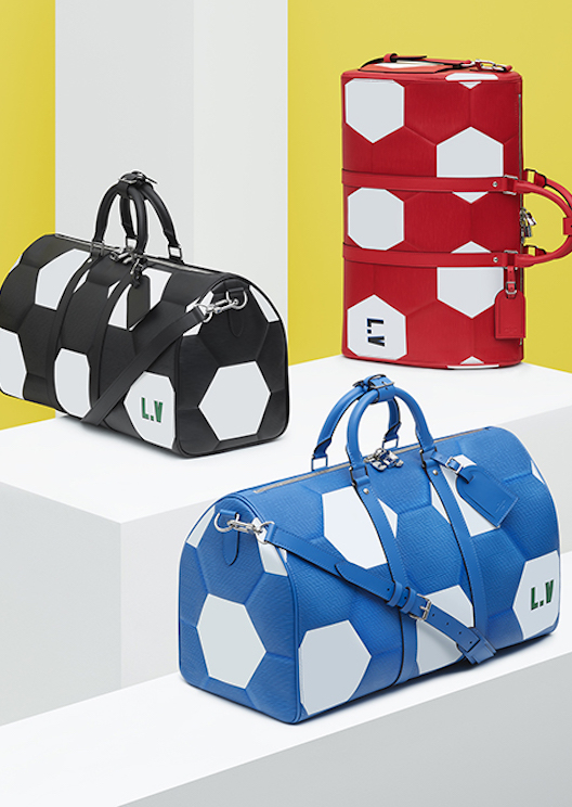 Louis Vuitton launches a FIFA World Cup range