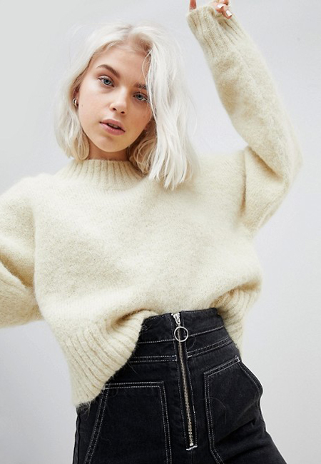 ASOS will no longer sell silk, cashmere, mohair or feathers