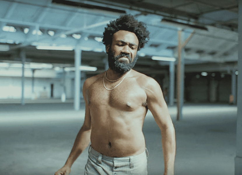 Childish Gambino's team has denied those plagiarism claims