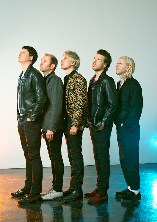 15 years of music with Franz Ferdinand