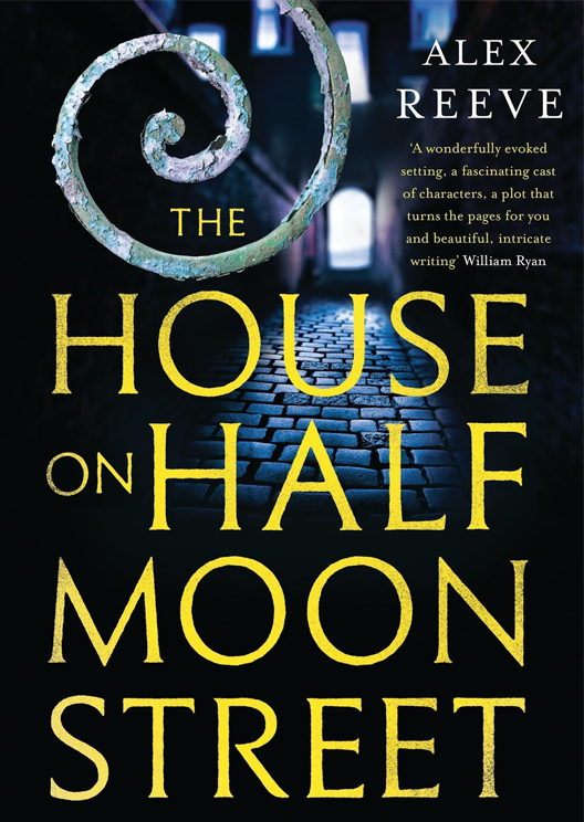 Book review: The House on Half Moon Street
