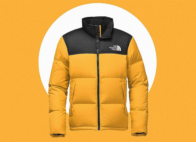 The North Face is selling refurbished garments for cheap