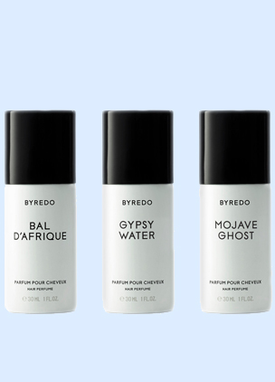 Elevate your hair care routine with Byredo's new collection