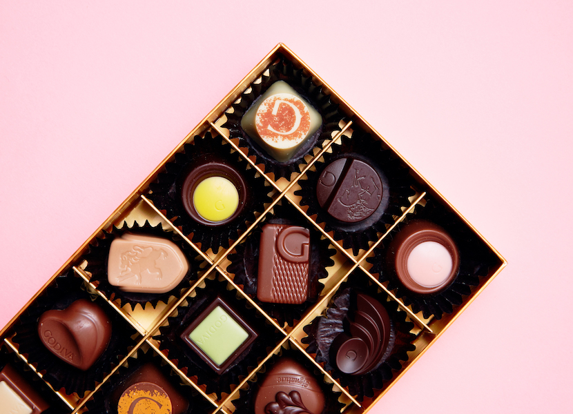 We're giving away $500 worth of Godiva chocolate