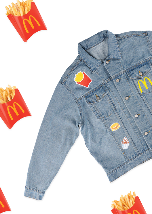 McDonald's is giving out free merch with every order next week