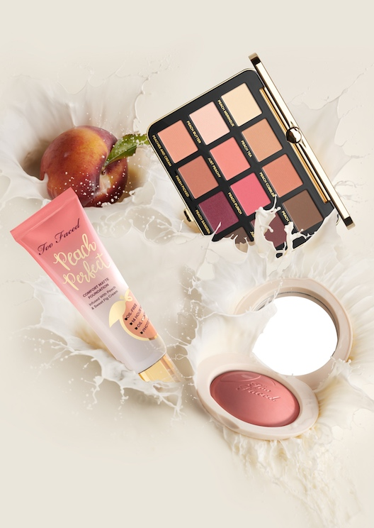 Too Faced's cult Peaches and Cream collection is coming to Australia