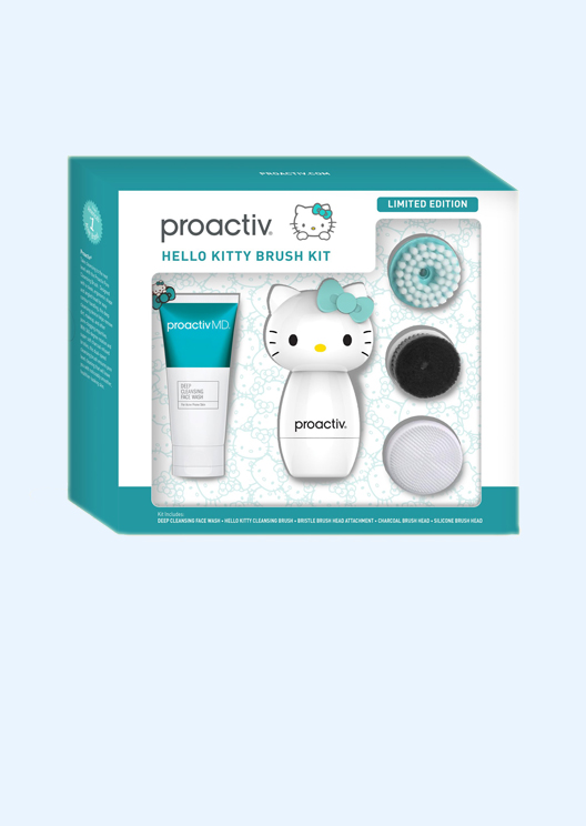 Proactiv is teaming up with Hello Kitty