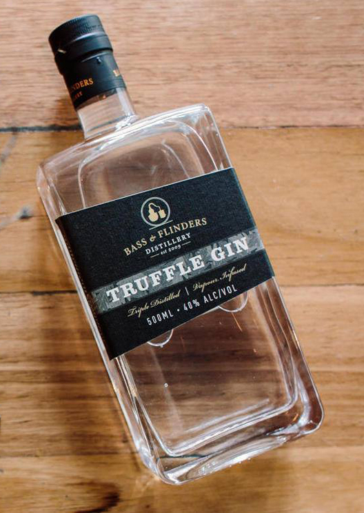 Truffle-infused gin is here to improve your Monday