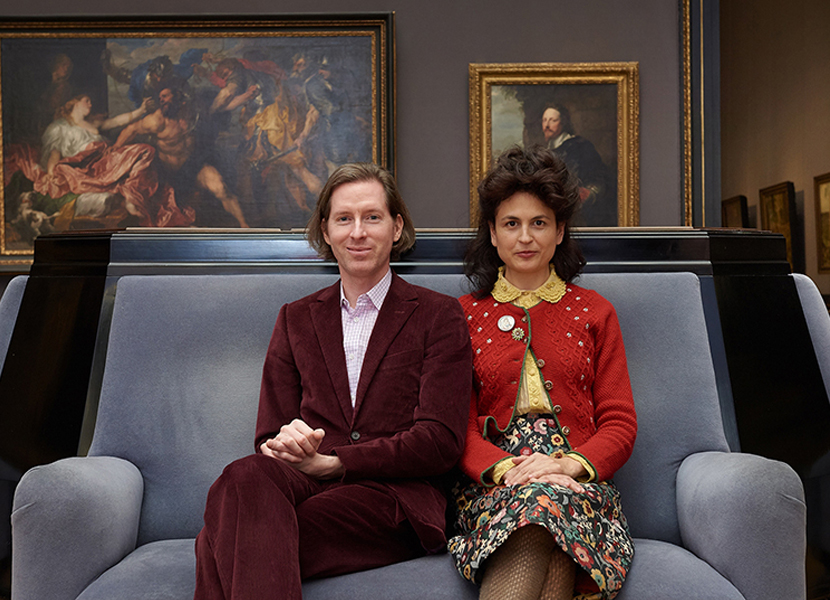 Here's what you need to know about Wes Anderson's first art exhibition