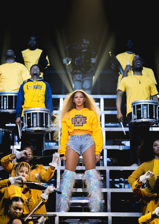 Beyoncé and Balmain are releasing their iconic Coachella collection