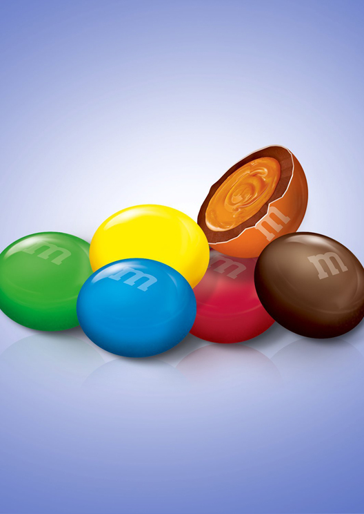 Chocoholics get excited: Caramel M&M'S have officially hit Australian shores