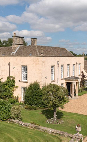 The house from 'Pride and Prejudice' is up for sale