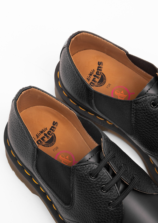 Dr. Martens teams up with United Arrows to redesign an iconic shoe