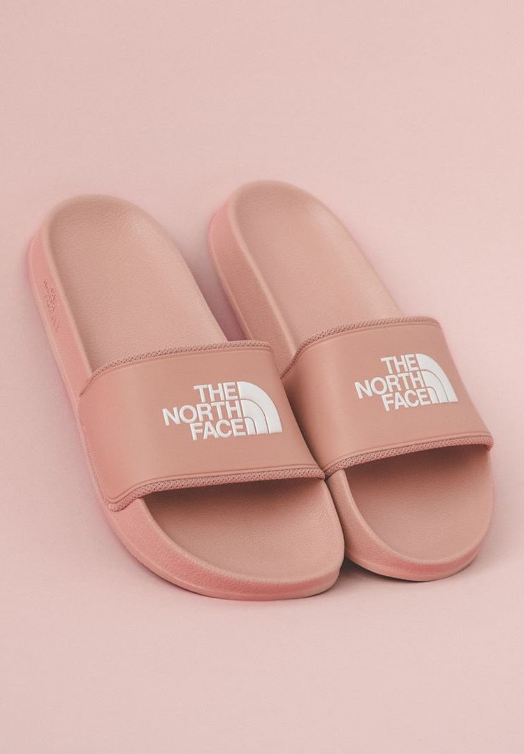 Be pretty in pink with The North Face's new pool slides