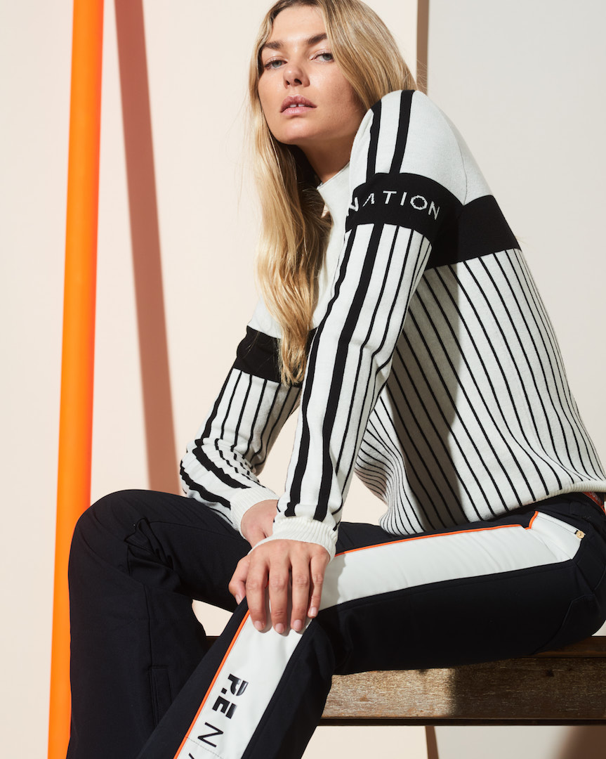 P.E Nation and Woolmark team up for an activewear collection
