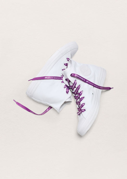 The third Converse x Maddie Riewoldt's Vision sneaker has dropped