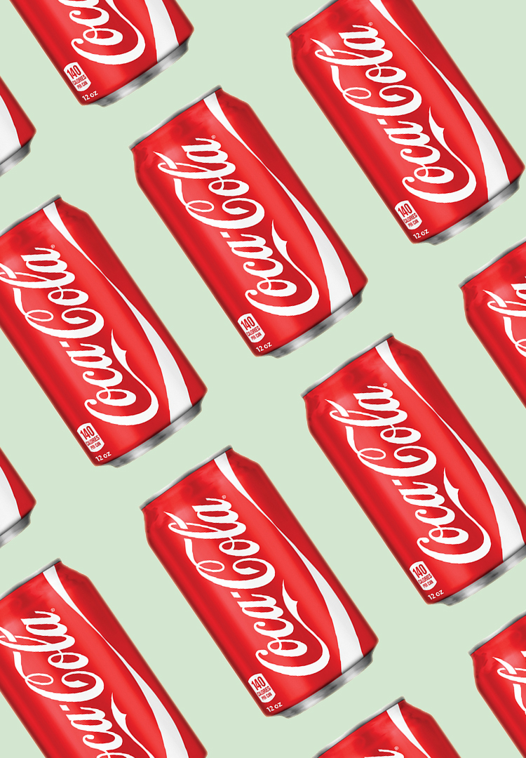 Apparently Coca-Cola is in talks for a cannabis-infused range