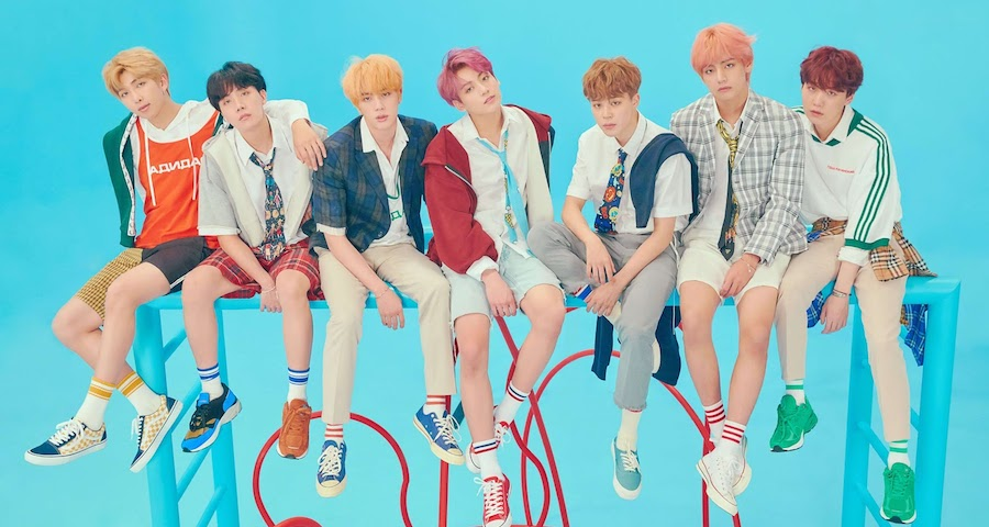 BTS continues world domination with first song entirely in English